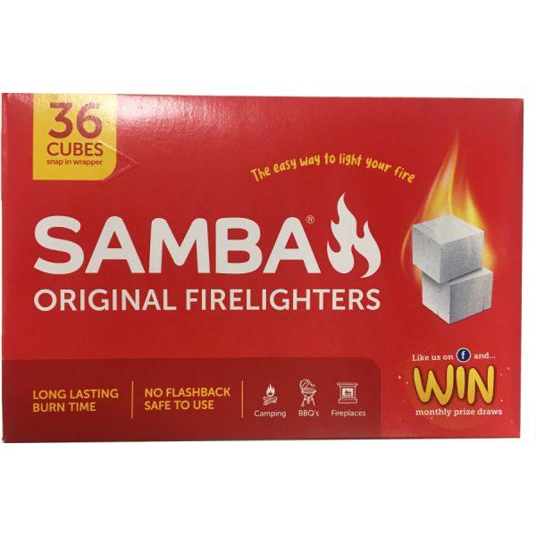 Samba Original Firelighters